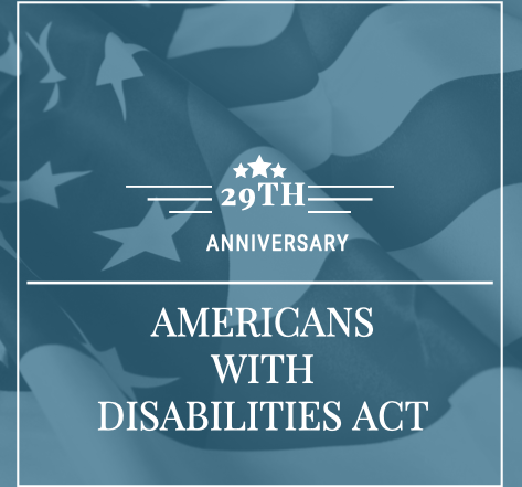 Anniversary of the ADA